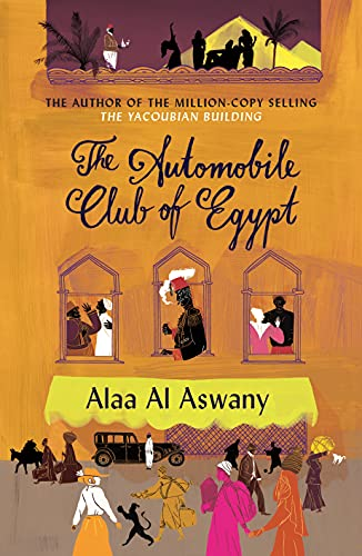 9780857862204: The Automobile Club of Egypt