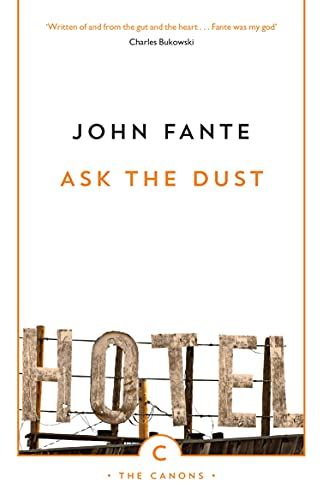 9780857862372: Ask the Dust (Canons)