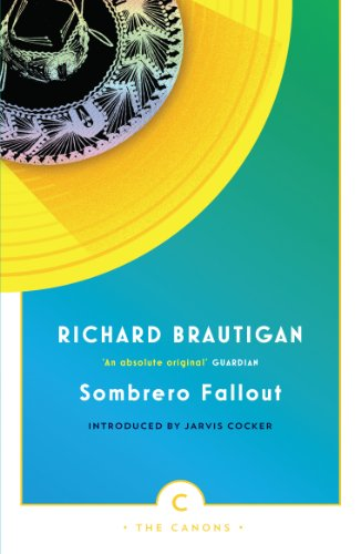 9780857862648: Sombrero Fallout: A Japanese Novel (The Canons)