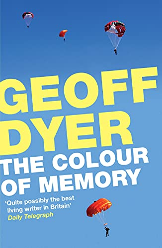 9780857862716: The Colour of Memory