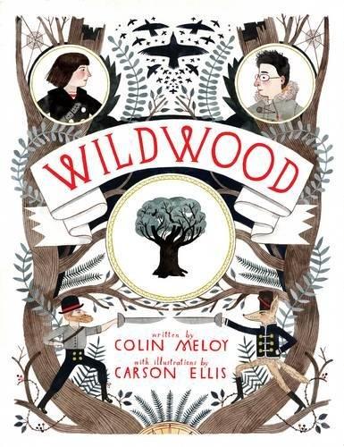 9780857863249: Wildwood (Wildwood Trilogy)