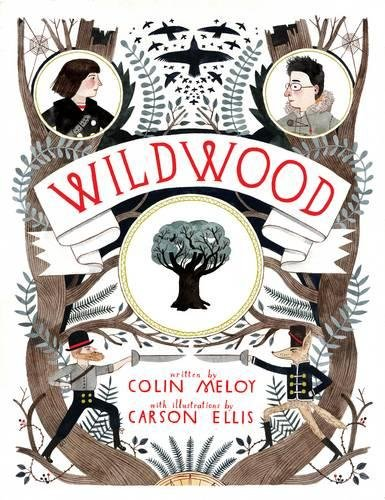 9780857863249: Wildwood (Wildwood Trilogy)