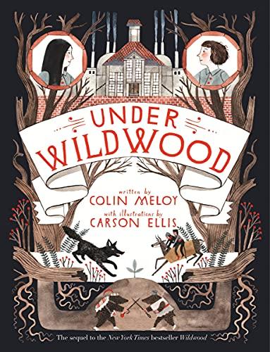 9780857863270: Under Wildwood: The Wildwood Chronicles, Book II