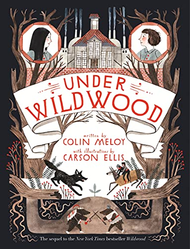 9780857863270: Under Wildwood: The Wildwood Chronicles, Book II (Wildwood Trilogy)