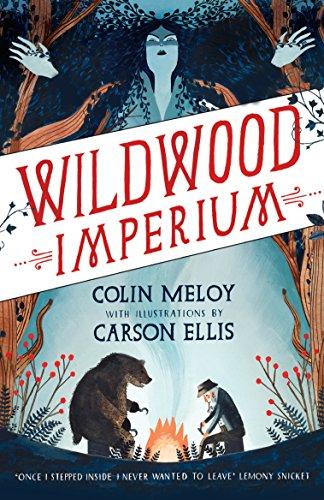 9780857863300: Wildwood Imperium: The Wildwood Chronicles, Book III (Wildwood Trilogy)