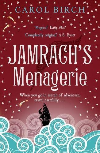 9780857863836: Jamrach's Menagerie