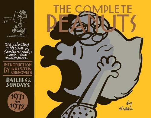 9780857864079: The Complete Peanuts Volume 11: 1971-1972