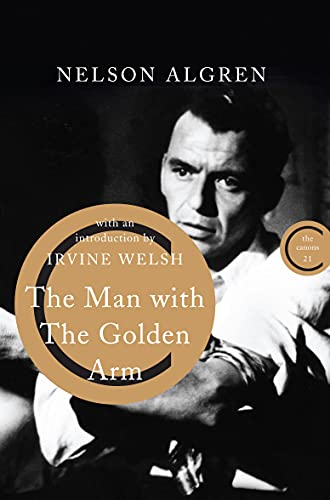 9780857864178: Man with the Golden Arm (The Canons)