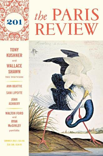 The Paris Review, Issue 201 (Summer 2012): Canongate Books