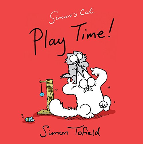 9780857867711: Play Time!: A Simon's Cat Book