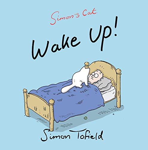 9780857867735: Wake Up!: A Simon's Cat Book