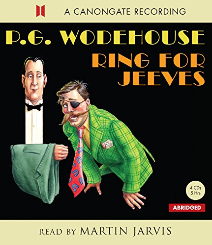 Ring For Jeeves: P. G. Wodehouse