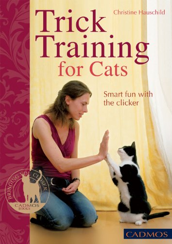 9780857884008: Trick Training for Cats: Smart Fun With the Clicker