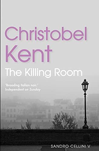 9780857893321: The Killing Room (Sandro Cellini)