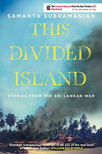 9780857895950: This Divided Island: Stories from the Sri Lankan War