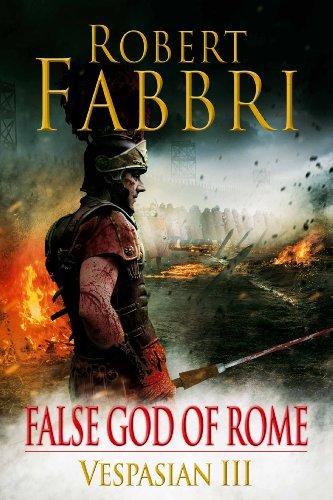 9780857897428: False God of Rome (Vespasian)