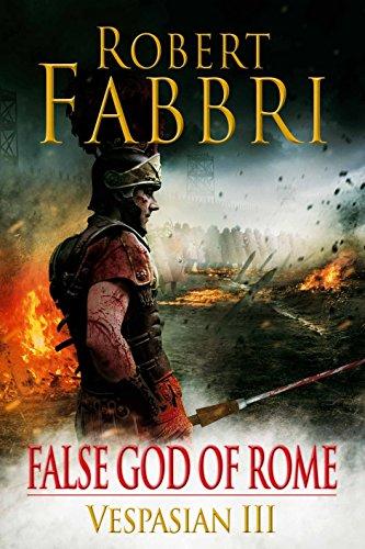 9780857897435: False God of Rome (VESPASIAN)