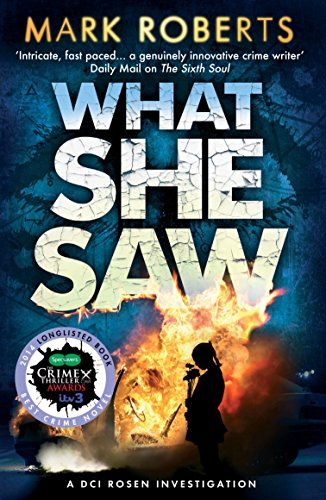 9780857898340: What She Saw - Format B (Dci Rosen 2)