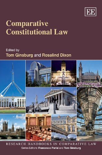 9780857930781: Comparative Constitutional Law (Research Handbooks in Comparative Law Series)