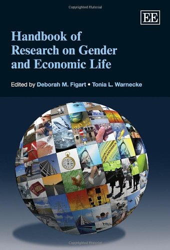 9780857930941: Handbook of Research on Gender and Economic Life (Elgar Original Reference)