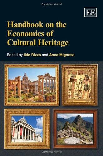 9780857930996: Handbook on the Economics of Cultural Heritage (Elgar Original Reference)