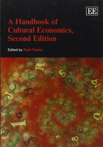 9780857931030: A Handbook of Cultural Economics