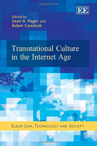9780857931337: Transnational Culture in the Internet Age (Elgar Law, Technology and Society series)