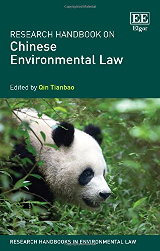 9780857931412: Research Handbook on Chinese Environmental Law (Research Handbooks in Environmental Law series)