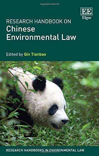 9780857931412: Handbook of Chinese Environmental Law