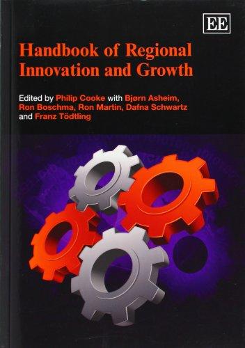 9780857931511: Handbook of Regional Innovation and Growth