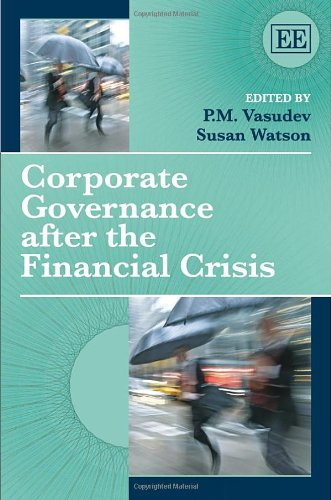 9780857931528: Corporate Governance After the Financial Crisis