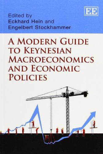 9780857931597: A Modern Guide to Keynesian Macroeconomics and Economic Policies