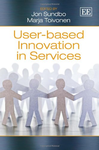 9780857931955: User-based Innovation in Services