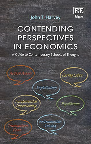 9780857932037: Contending Perspectives in Economics: A Guide to Contemporary Schools of Thought