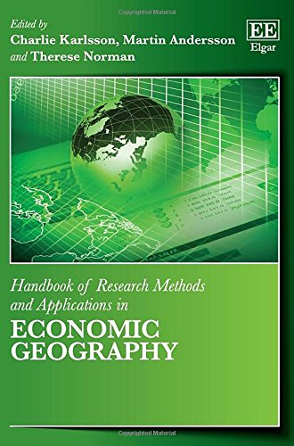 9780857932662: Handbook of Research Methods and Applications in Economic Geography (Handbooks of Research Methods and Applications series)