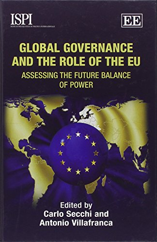 9780857933041: Global Governance and the Role of the EU: Assessing the Future Balance of Power