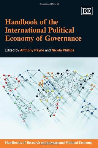 9780857933478: Handbook of the International Political Economy of Governance (Handbooks of Research on International Political Economy series) (Elgar Original reference)
