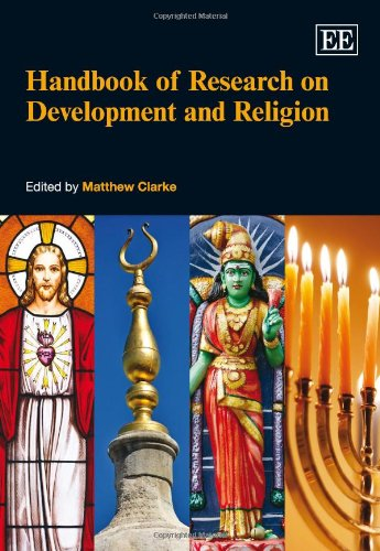 9780857933560: Handbook of Research on Development and Religion
