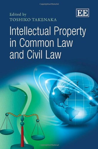 9780857934369: Intellectual Property in Common Law and Civil Law