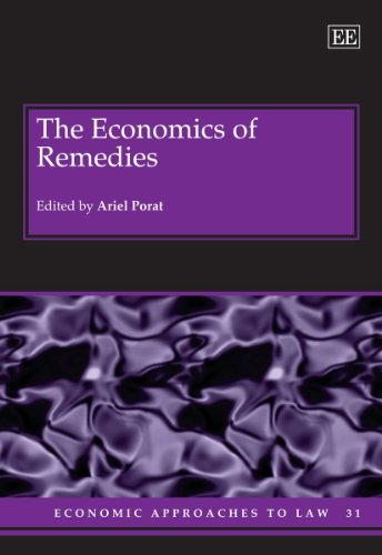 9780857934482: The Economics of Remedies (Economic Approaches to Law series)