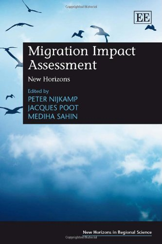 9780857934574: Migration Impact Assessment: New Horizons (New Horizons in Regional Science Series)