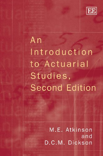 9780857935410: An Introduction to Actuarial Studies