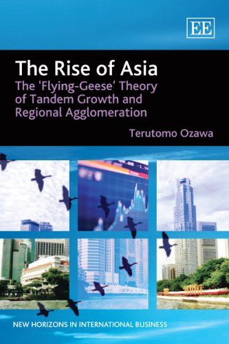 9780857935908: The Rise of Asia: The 'Flying-Geese' Theory of Tandem Growth and Regional Agglomeration (New Horizons in International Business series)