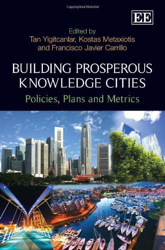 9780857936035: Building Prosperous Knowledge Cities: Policies, Plans and Metrics