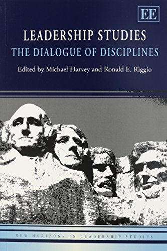 9780857936189: Leadership Studies: The Dialogue to Disciplines (New Horizons in Leadership)