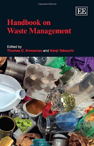 9780857936851: Handbook on Waste Management (Elgar Original Reference)