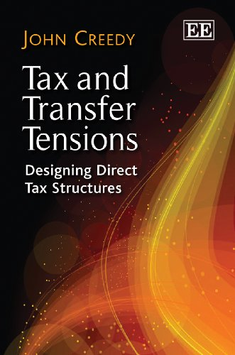 9780857937520: Tax and Transfer Tensions: Designing Direct Tax Structures