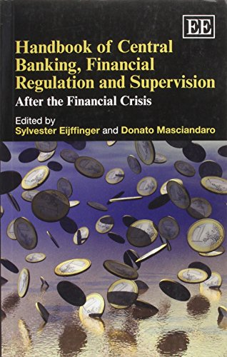 9780857937704: Handbook of Central Banking, Financial Regulation and Supervision: After the Financial Crisis