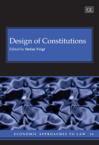 Design of Constitutions: Voigt, Stefan (EDT)
