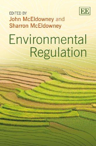 9780857938206: Environmental Regulation